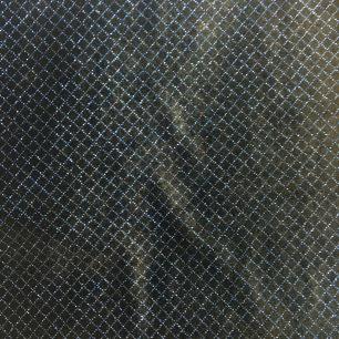 50D SPAN VELVET P/D ROLLER METALLIC GLITTER-#3